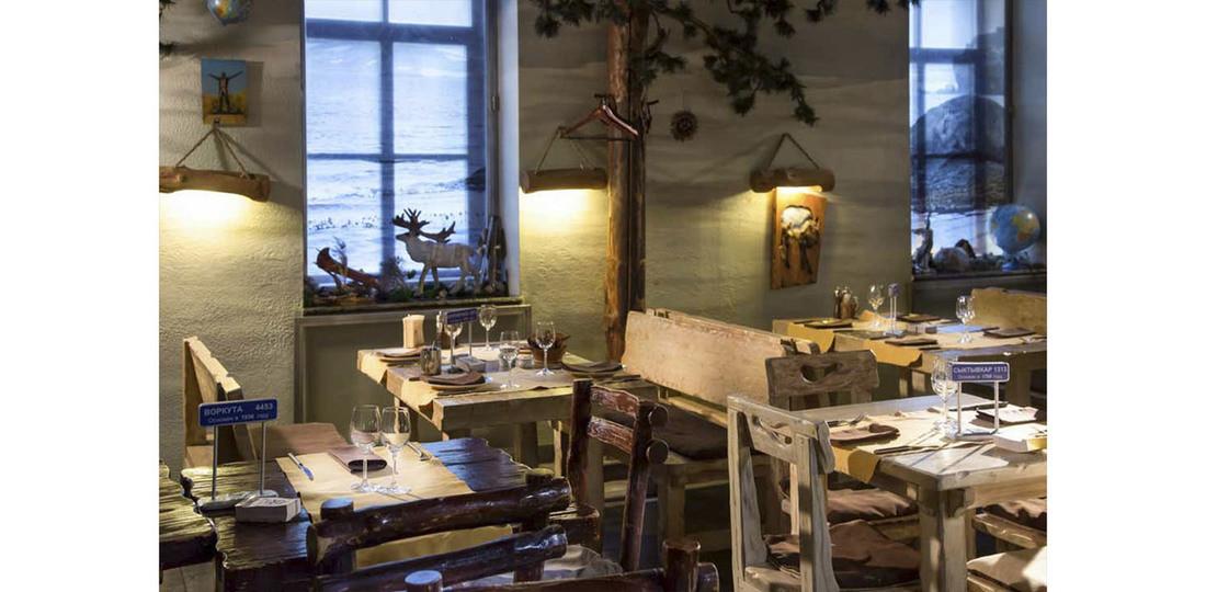 мебель для рестораниа экспедиция